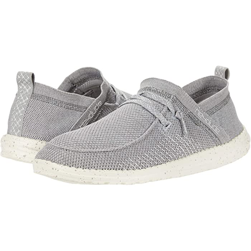 Men's Hey Dude Wally Halo in Grey