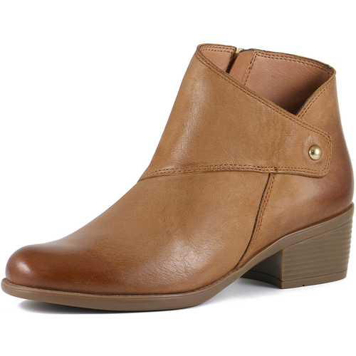 Women's Bussola Andy Bootie Toffee
