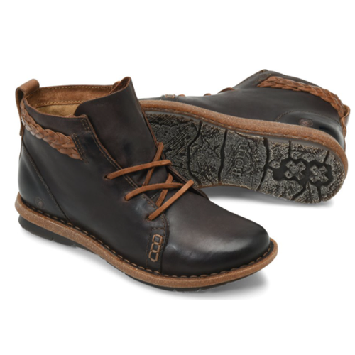 Women's Born Temple Bootie in Castano (Brown)