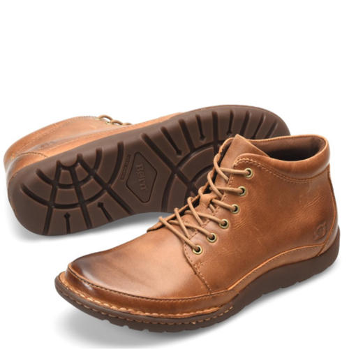 Men's Born Nigel Boot in Tan