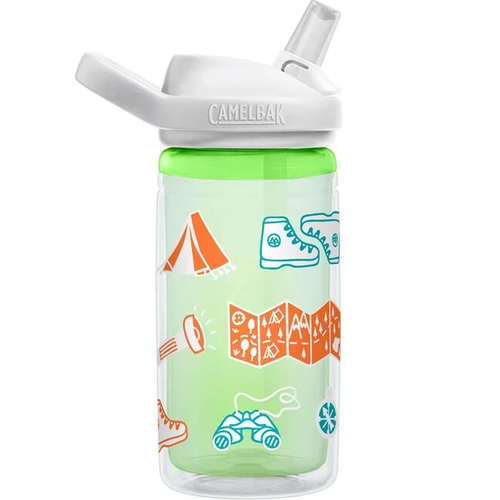 Camelbak eddy+ Kids .4L Insulated Bottle Adventure Map