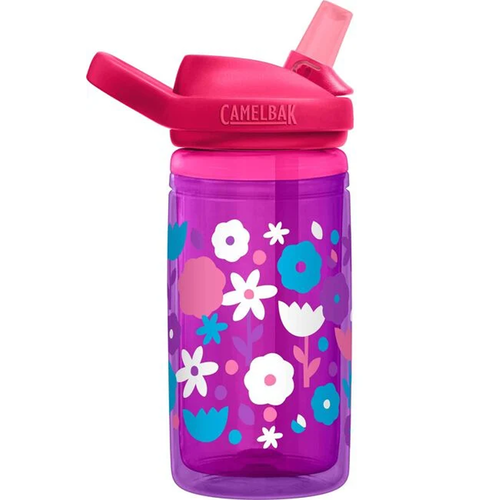 Camelbak eddy+ Kids .4L Insulated Bottle Side1