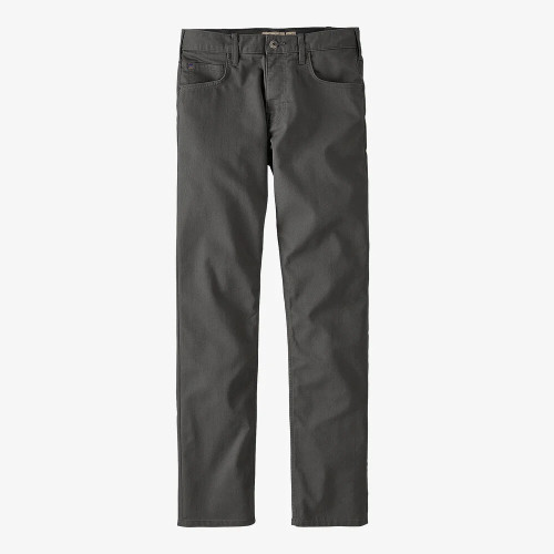 Men's Patagonia Performance Twill Jeans (Long) Forge Grey