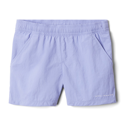 Toddler Girls' Columbia Backcast Short -Fairytale Front