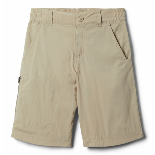 Toddler Boys' Columbia Silver Ridge IV Short -Fossil Front