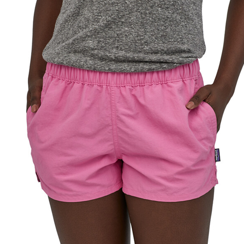 Women's Patagonia Barely Baggies Shorts MBPI Front