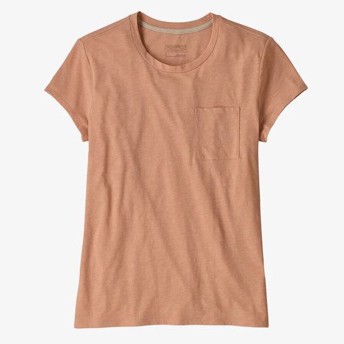 Women's Patagonia Mainstay T-Shirt SCPI Scotch Pink