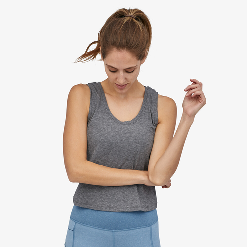Women's Patagonia Glorya Twist Tank Lifestyle