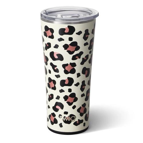 Swig Life 22 oz Tumbler -Luxy Leopard