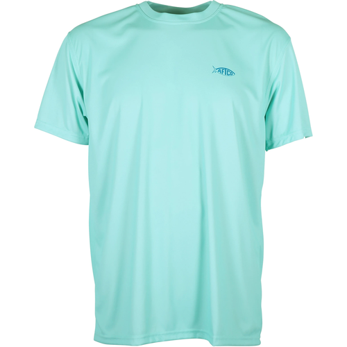 Men's Aftco Red Alert Performance T-Shirt BMA Front
