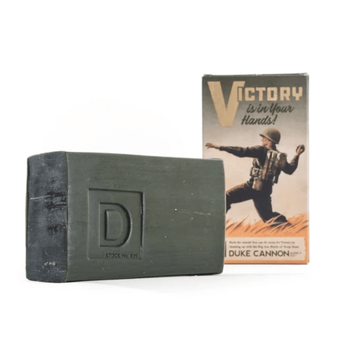 Men's Duke Cannon Supply Co. Limited Edition WWII Brick of Soap -Victory