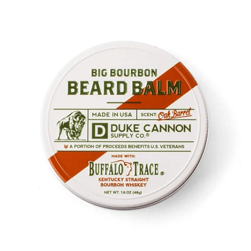 Men's Duke Cannon Supply Co. Big Bourbon Beard Balm