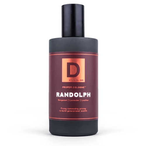 Men's Duke Cannon Supply Co. Proper Cologne Randolph