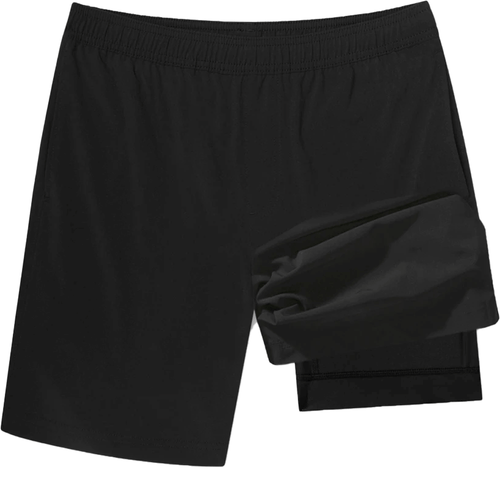 """Men's Chubbies 7"""" Secret Agent Compression Lined Shorts"""