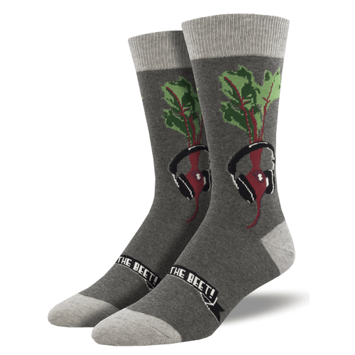 "Men's SockSmith ""We Got The Beet"" Socks"