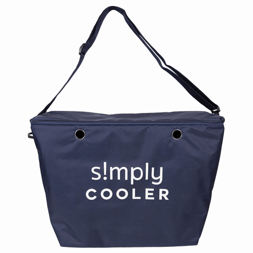 Simply Southern Simply Tote Cooler -Large Navy