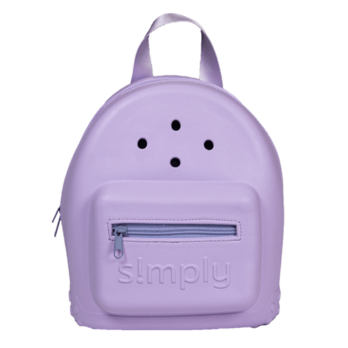 Simply Southern Simply Backpack Orchid