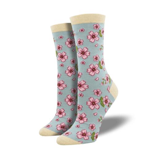 """Women's Socksmith """"In Bloom"""" Socks"""