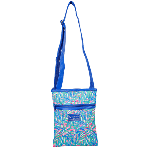 Simply Southern Crossbody Bag Abstract