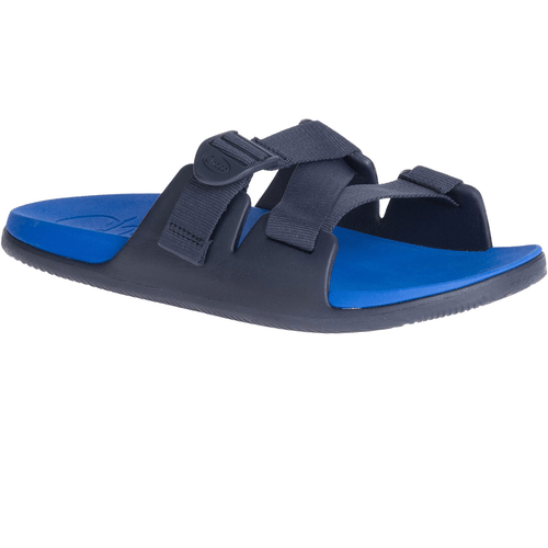 Men's Chaco Chillos Slide in Active Blue