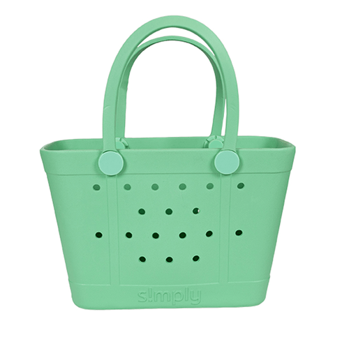 Simply Southern Mini Tote Bag Mint