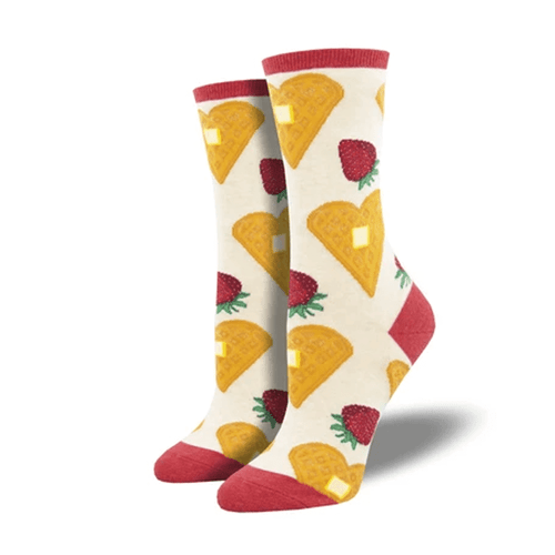 Women's Socksmith Heart Smart Breakfast Socks