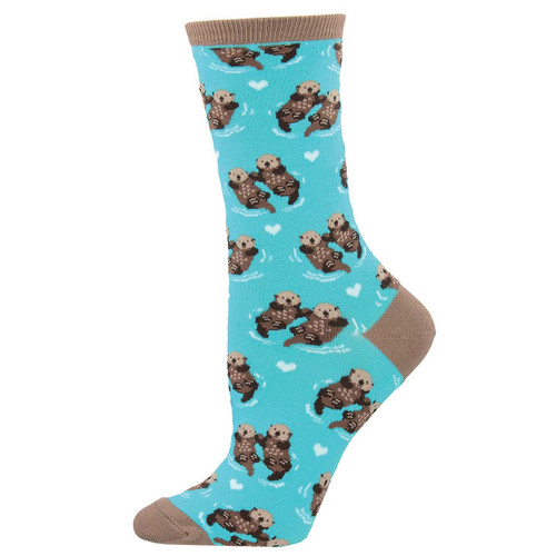 Women's Socksmith Significant Otter Socks BGB