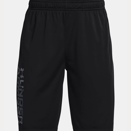 Boys' Under Armour Woodmark Shorts Front