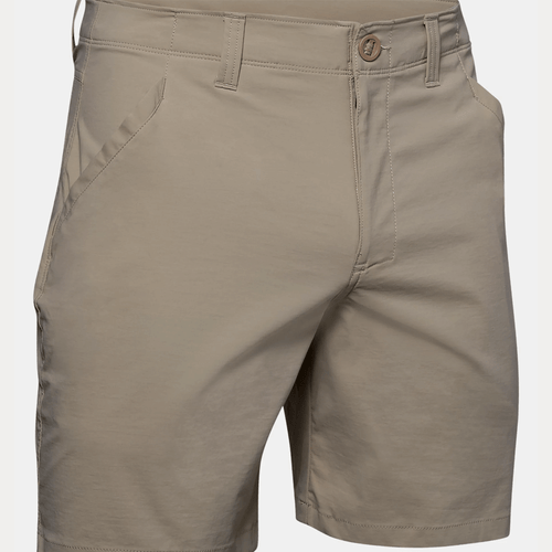 """Men's Under Armour 8"""" Fish Hunter Shorts Front"""