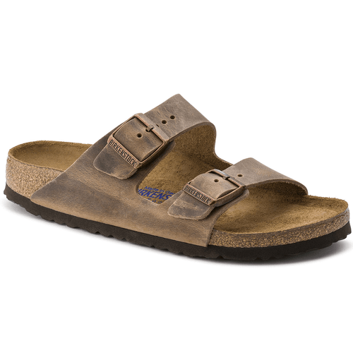 Men's Arizona Soft Footbed Sandal Tobacco