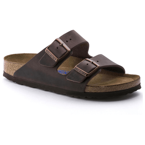 Women's Birkenstock Arizona Soft Footbed Sandal Habana