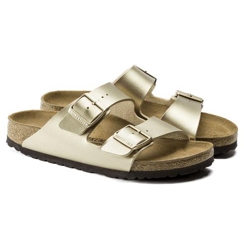Women's Birkenstock Arizona Sandal Gold
