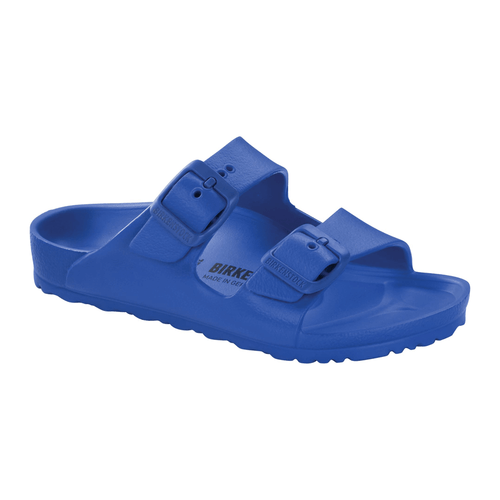 Boys' Birkenstock Arizona EVA Sandal Ultra Blue Side