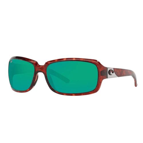 Costa Isabela Sunglasses -Green Mirror