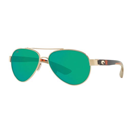 Costa Loreto Sunglasses -Green Mirror