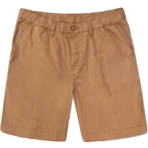 "Men's Chubbies The Staples 7"" Stretch Shorts Medium Brown"