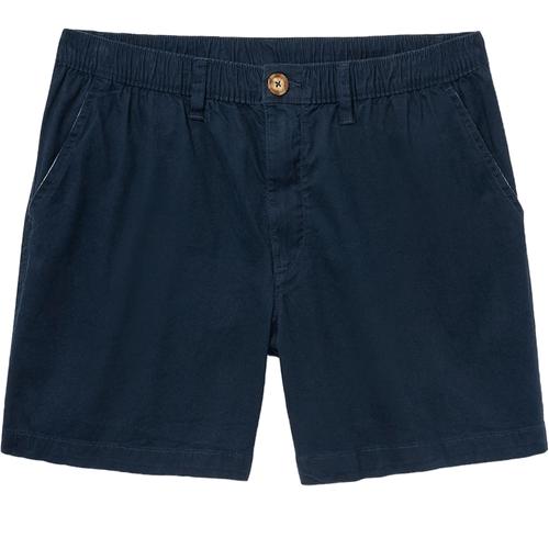 "Men's Chubbies The Armadas 7"" Stretch Shorts Dark Blue"