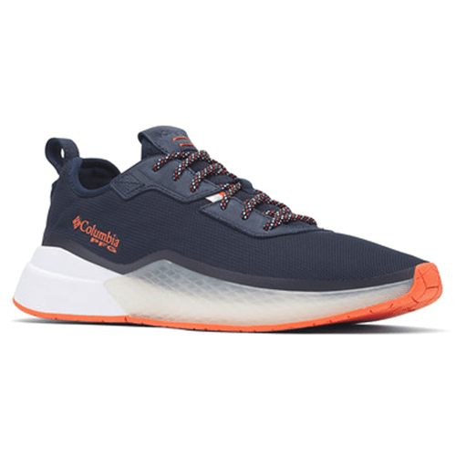 Men's Columbia PFG Low Drag™ Shoe 464Collegiate Navy Front