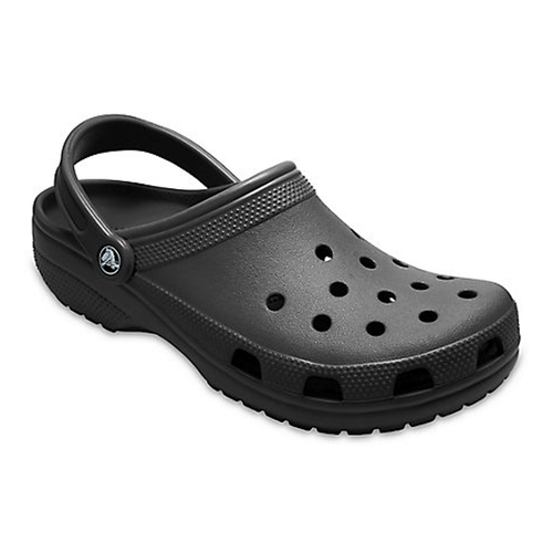 Men's Crocs Classic Clog Black