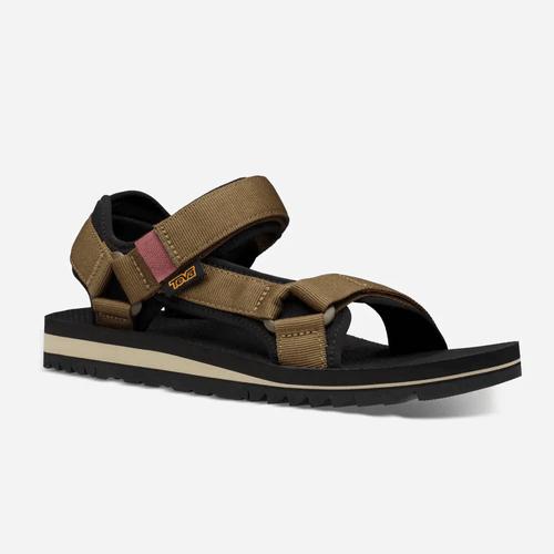 Men's Teva Universal Trail Sandal DOL-Dark Olive Front