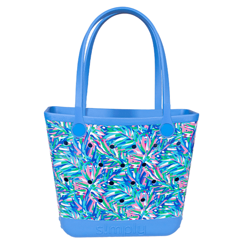 Simply Southern Patterned Simply Tote - Large Abstract Front