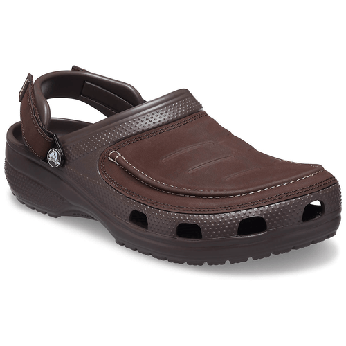 Men's Crocs Yukon Vista II Clog Espresso Brown