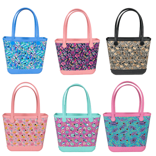Simply Southern Patterned Simply Tote - Small