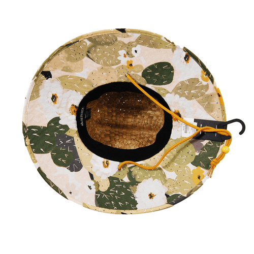 Hemlock Hat Co. The Sonora Straw Hat Bottom