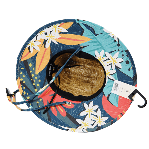 Hemlock Hat Co. Little Kids Laguna Straw Hat Bottom