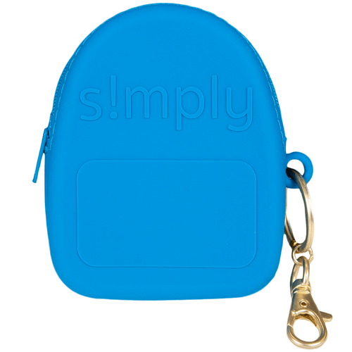 Simply Southern Simply Keychain - Backpack Sapphire