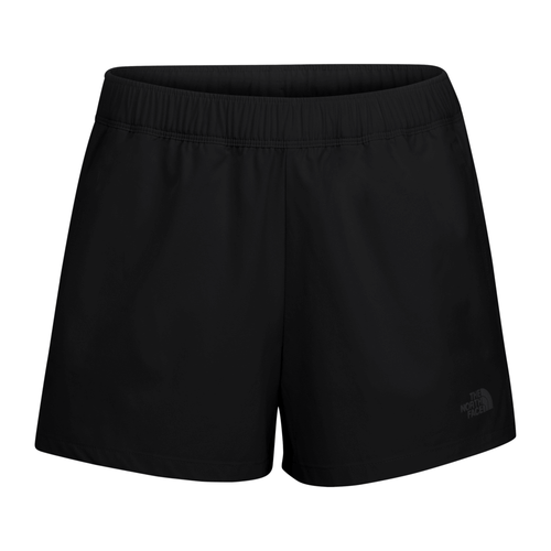 Women's The North Face Wander Short Black Front