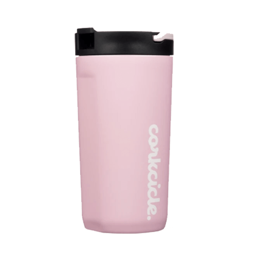 Corkcicle 12 oz. Kids Cup - Gloss Rose Quartz