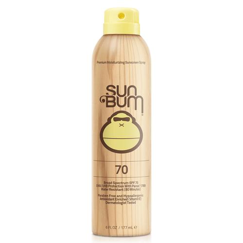 Sun Bum SPF 70 Sunscreen Spray Front