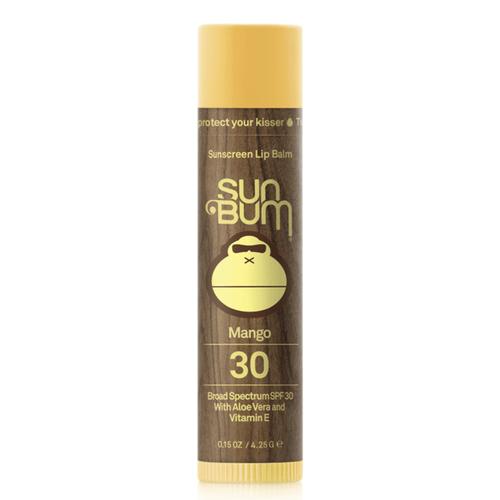 Sun Bum SPF 30 Lip Balm - Mango Front